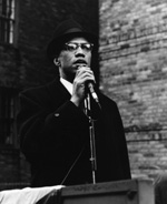 NYPL, Malcolm X: A Search for Truth
